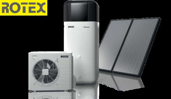 Pannello Solare Termico Daikin : Solare termico rotex general frigo manutenzione e