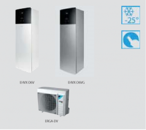 DAIKIN INTEGRATED R32